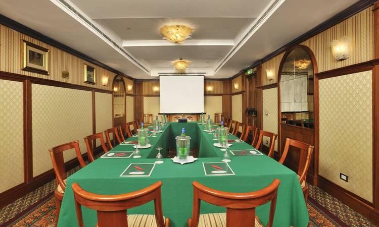 LIBERIANA SAAL Mecenate Palace Hotel Rom